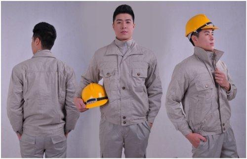 Quần áo bảo hộ công nhân - Sự an toàn cho người lao động