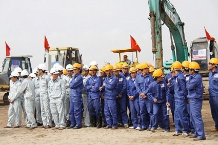 Quần áo bảo hộ xây dựng – Sự an toàn dành cho người lao động