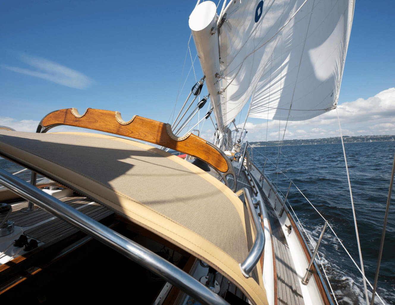 galatea bimini sail
