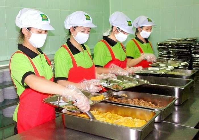 quần áo công nhân thực phẩm 1