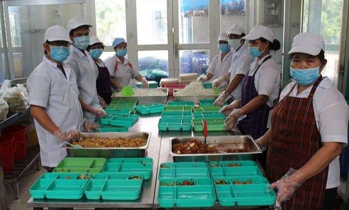 quần áo công nhân thực phẩm 2
